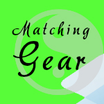matching gear logo